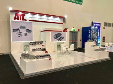 INA PAACE Automechanika México 2018
