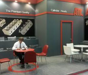 AMC participa un año más en Automechanika Estambul