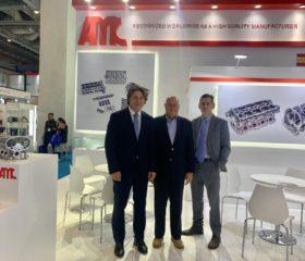 AMC en Automechanika Shanghai 2019
