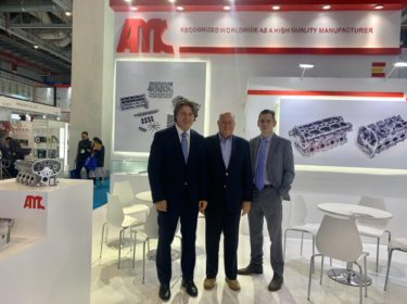 AMC en Automechanika Shanghai 2019